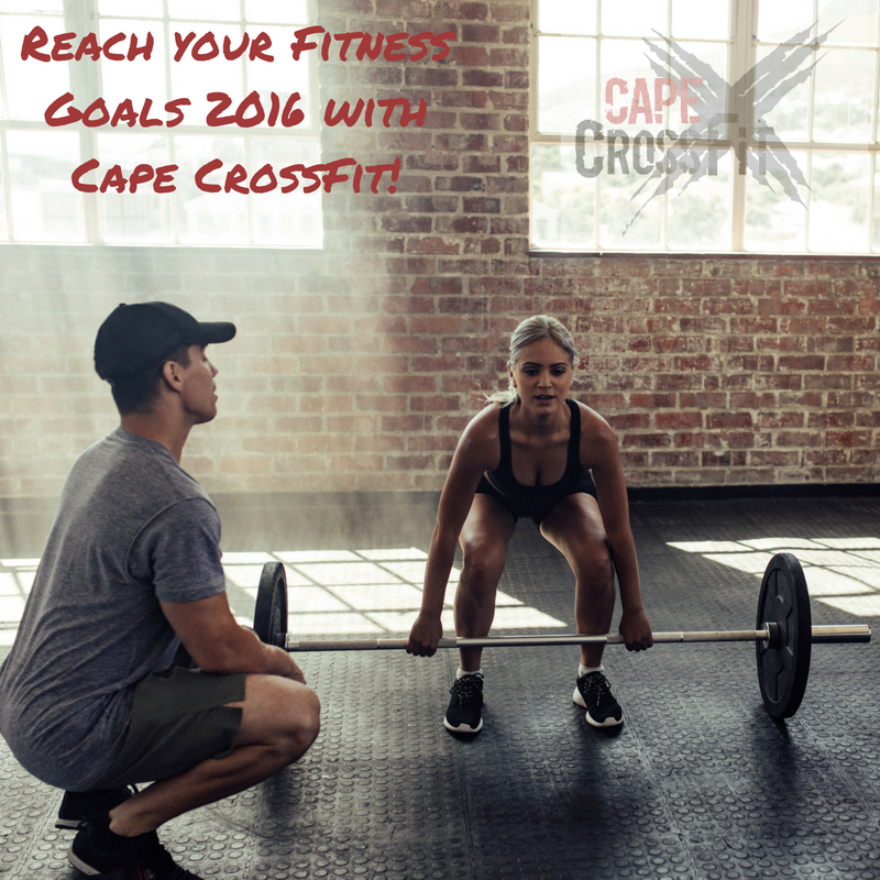 Time to get serious about your Fitness Goals!
