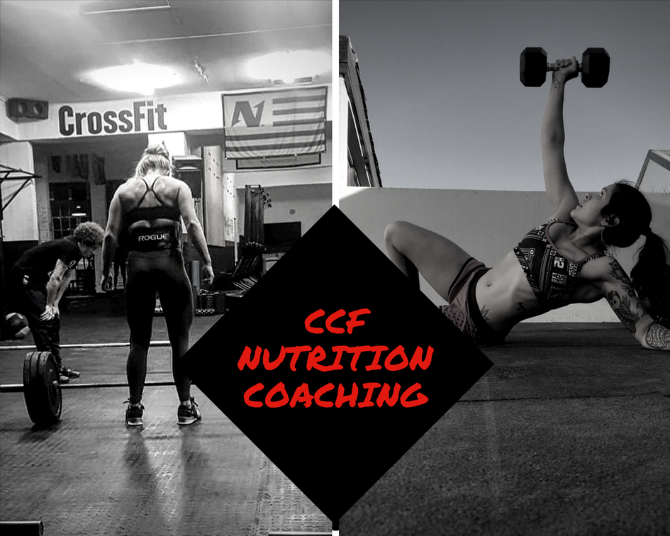 Introducing CCF Nutrition Coaching