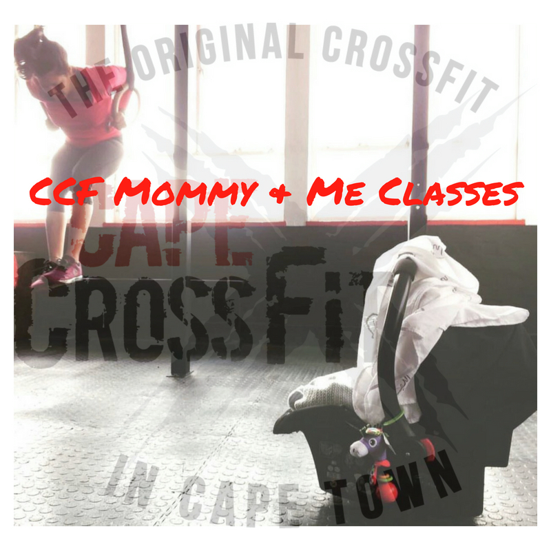 Introducing: CCF Mommy and Me classes!